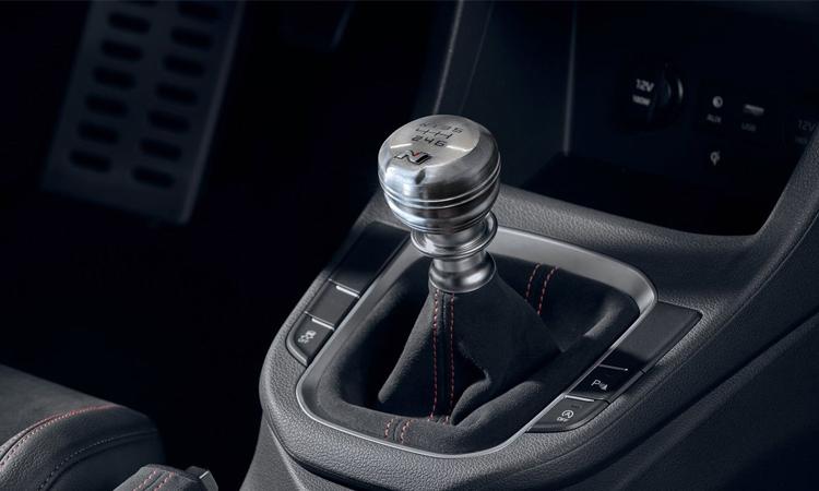 เกียร์ Hyundai i30 N Project C