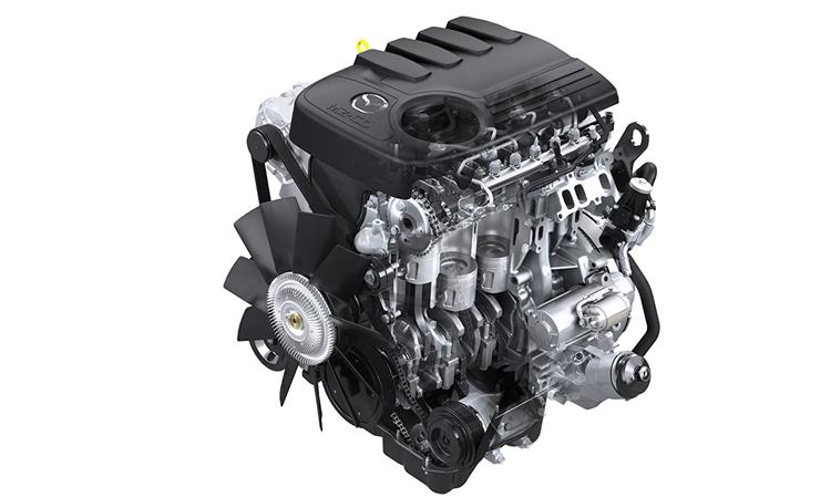 ขุมพลัง Mazda BT-50 Pro 2.2