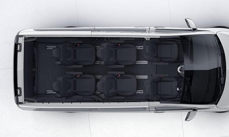 แถวนั่ง Mercedes-Benz V-Class
