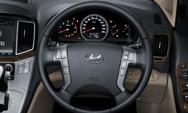 พวงมาลัย Hyundai H1