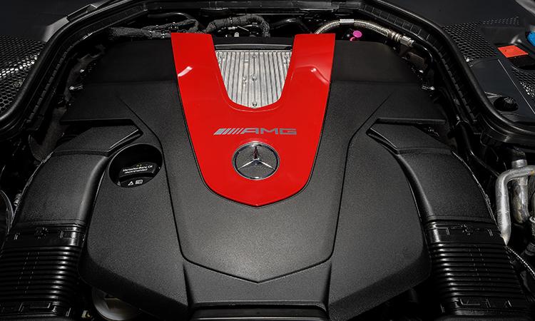 เครื่องยนต์ Mercedes-AMG C 43 4MATIC Sedan