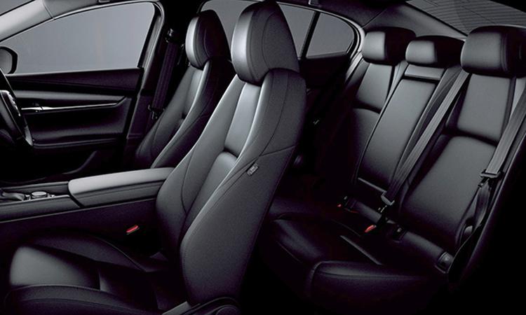 ภายใน All New Mazda 3