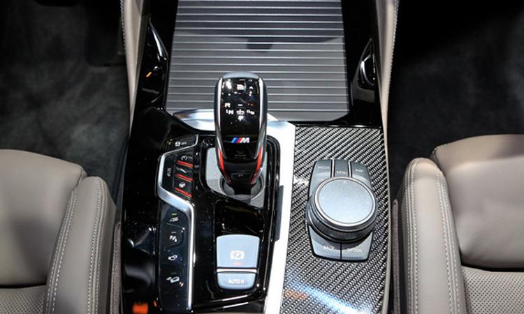 เกียร์ all-new BMW X4 M Model