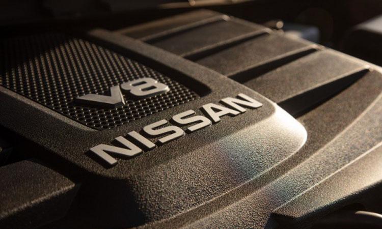 เครื่องยนต์ Nissan Titan 2020