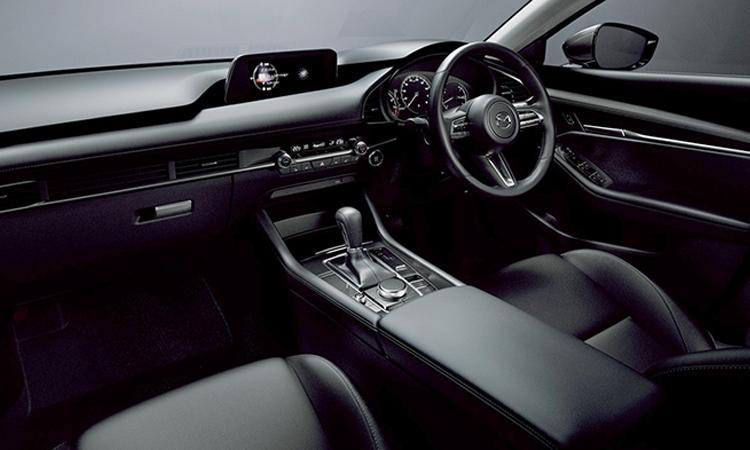 ดีไซน์ภายใน All New Mazda 3