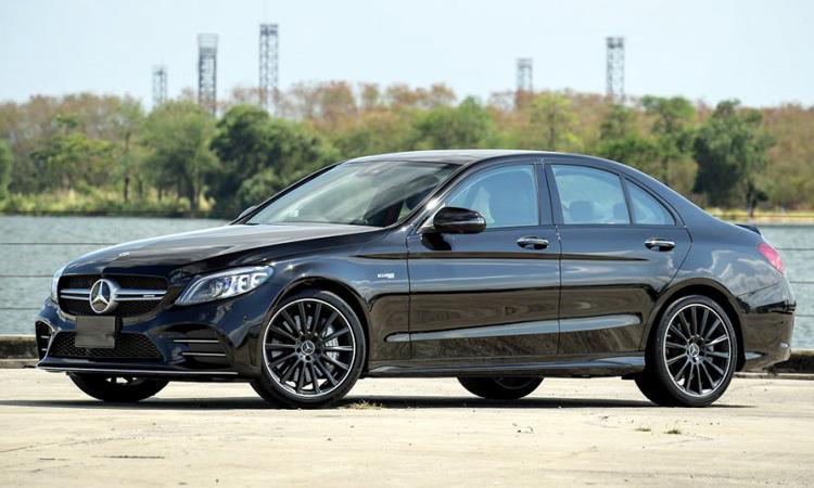 ดีไซน์ Mercedes-AMG C 43 4MATIC Sedan