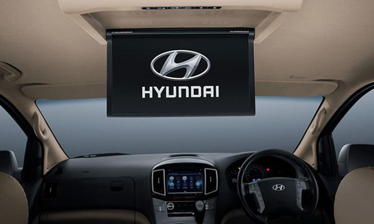 ทีวีผู้โดยสาร Hyundai H1