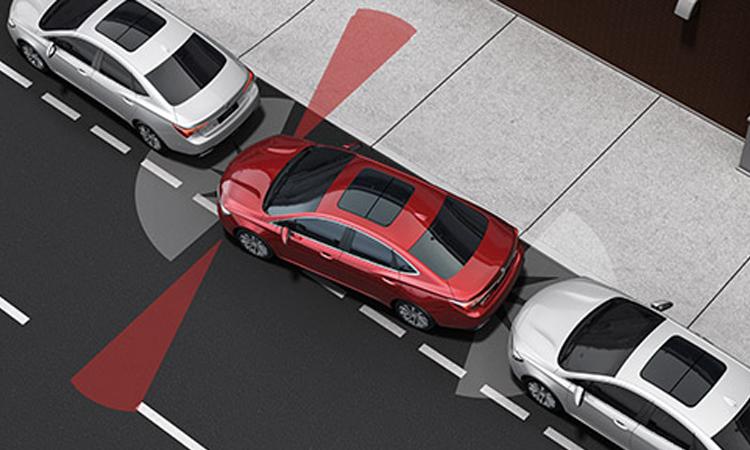 ระบบความปลอดภัย Buick Verano
