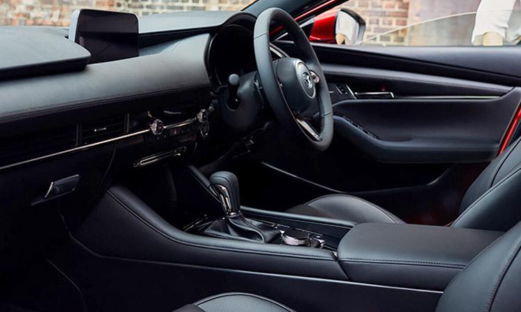 พวงมาลัย All New Mazda 3