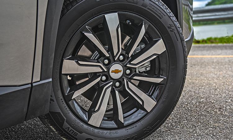 ล้อแม็ก Chevrolet Captiva 1.5 TURBO