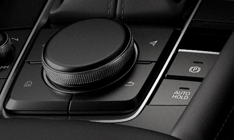 เบรกมืออัตโนมัติ All New Mazda 3