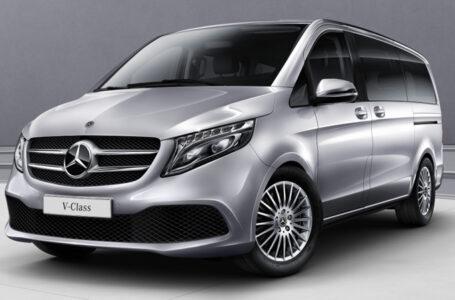 ราคา ตารางผ่อนดาวน์ New Mercedes-Benz V-Class ปี 2020-2021