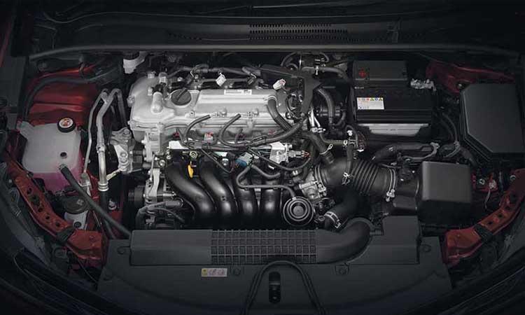 เครื่องยนต์ Toyota Corolla Altis 1.6