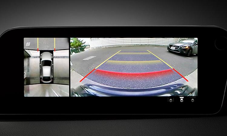 จ้อ พร้อมกล้องหน้าหลัง All New Mazda 3