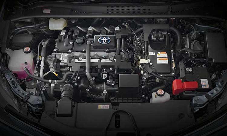 เครื่องยนต์ Toyota Corolla Altis 1.8