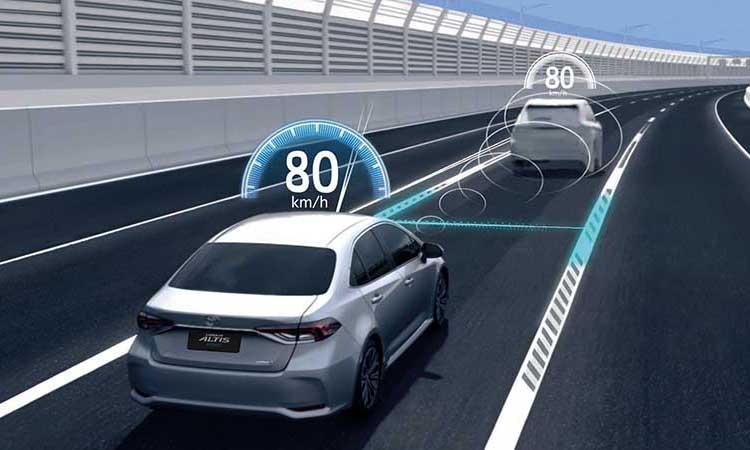 ระบบความปลอดภัย All NEW Toyota Corolla ALTIS