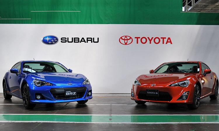 Toyota ร่วมทุนเพิ่มกับ Subaru