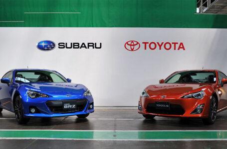 Toyota ร่วมทุนเพิ่มกับ Subaru พัฒนาสปอร์ตคาร์86 และ BRZ รุ่นใหม่