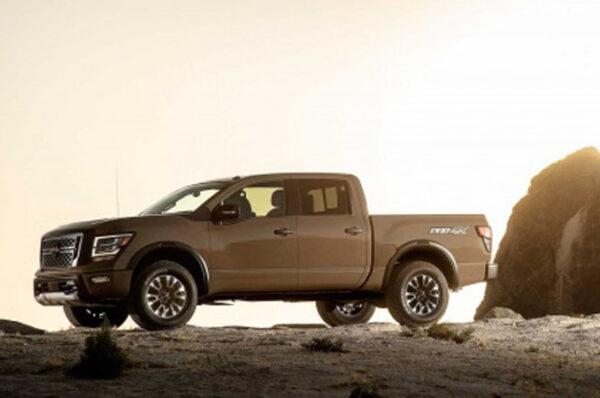 Nissan Titan 2020 กระบะอเมริกา ที่มาพร้อมเทคโนโลยีแบบจัดเต็ม