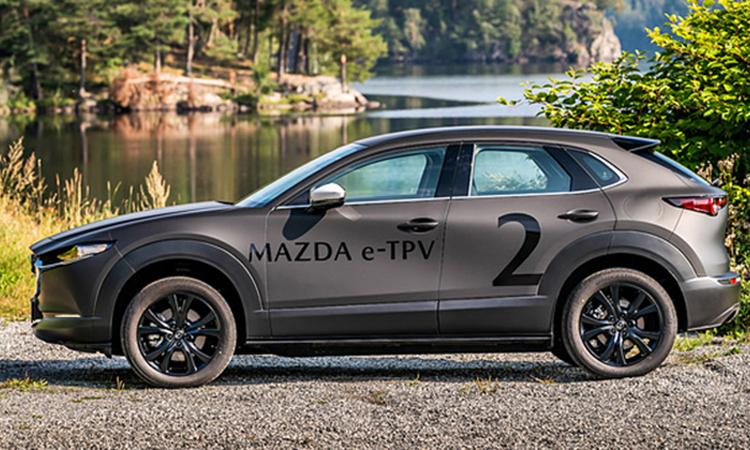 Mazda รถยนต์ไฟฟ้า Full EV