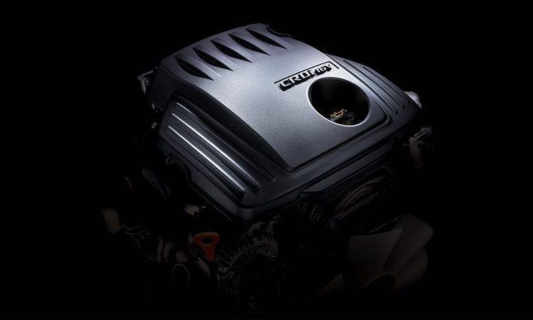 เครื่องยนต์ Hyundai H1