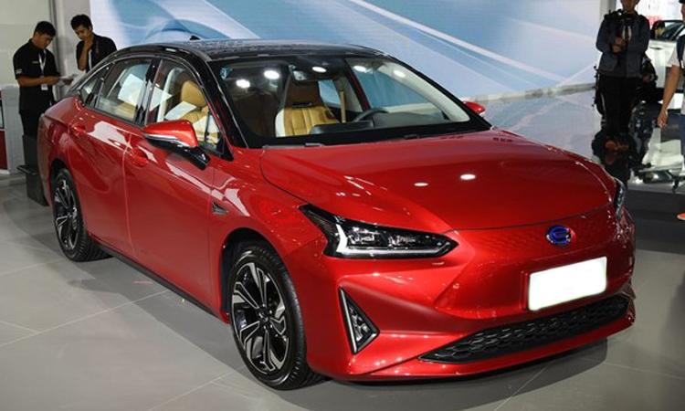GAC-Toyota IA5 EV