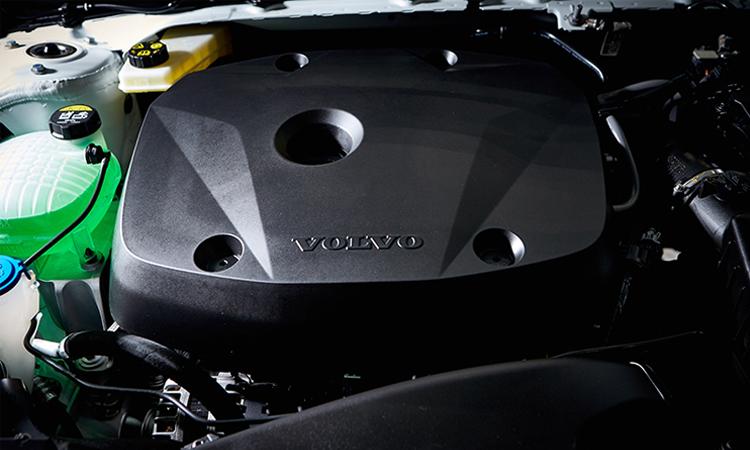 All NEW Volvo XC40 ใช้เครื่องยนต์
