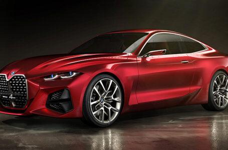 BMW Concept 4 รถต้นแบบที่คาดว่าจะเป็น All NEW 4-Series (G22 / G23)