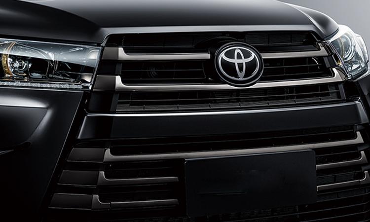 กระจังหน้า Toyota Highlander Knight SUV