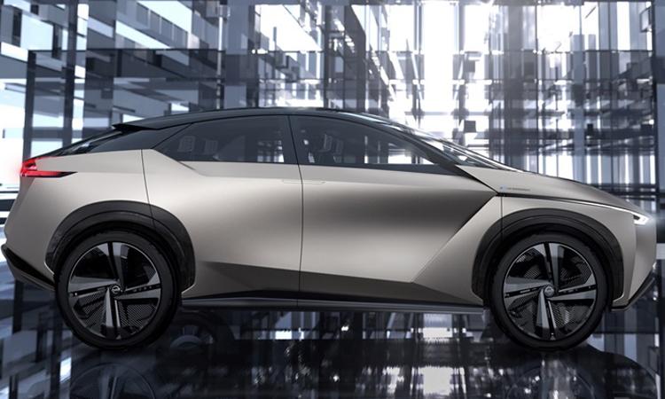Nisan IMx KURO Concept Crossover EV