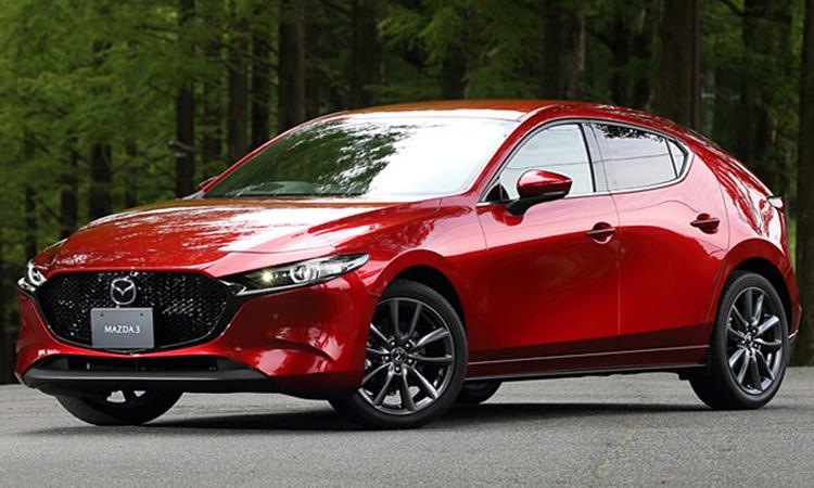 All NEW Mazda 3 : 2.0 Skyactiv-G (BP)