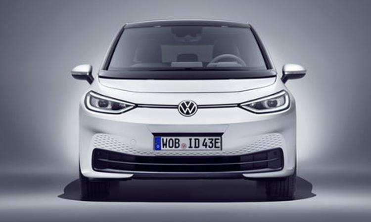 กระจังหน้า All-new Volkswagen ID.3