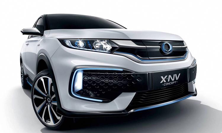 Honda X-NV Sport EV