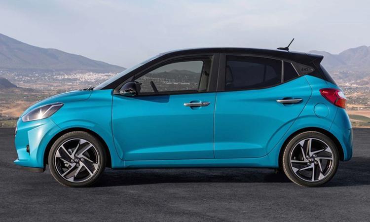 Hyundai i10 2020 hatchback