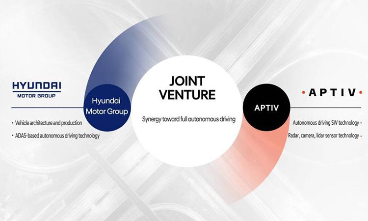 Hyundai ร่วมทุนกับ Aptiv