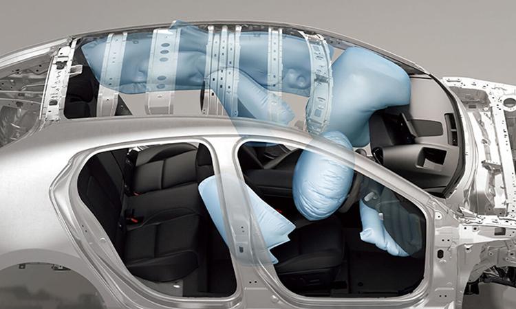 ระบบความปลอดภัย Mazda 3