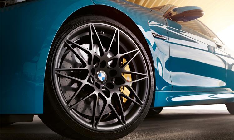 ล้อแม็ก BMW M4 Edition M Heritage