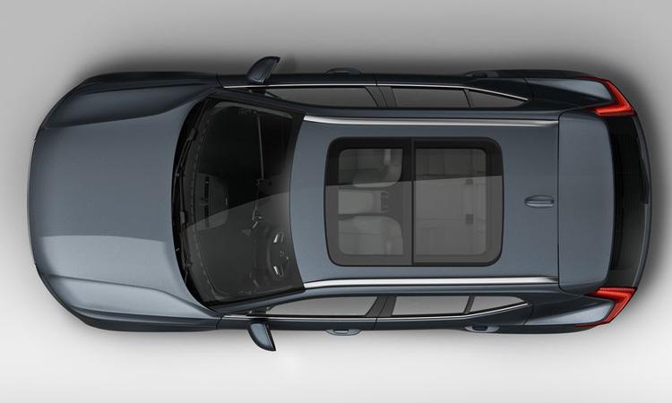 หลังคาซันลูป The New Volvo XC40 T5 AWD Inscription