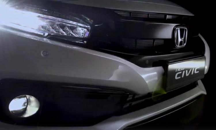 กระจังหน้า Honda Civic Facelit