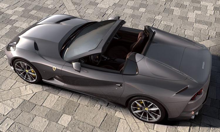 ดีไซน์ Ferrari 812 GTS