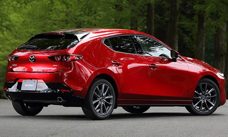 All NEW Mazda 3 : 2.0 Skyactiv-G
