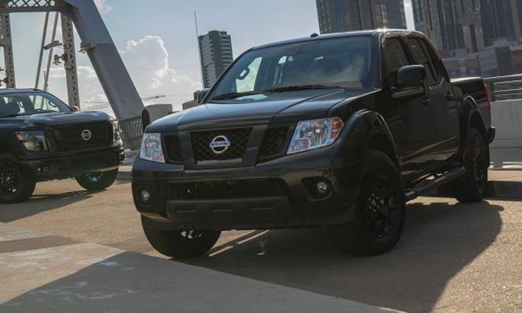 Nissan Navara Midnight Edition