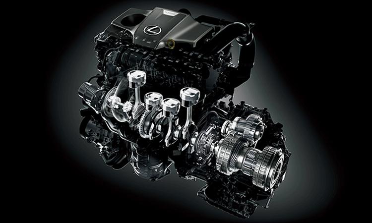 เครื่องยนต์ Lexus RX 300