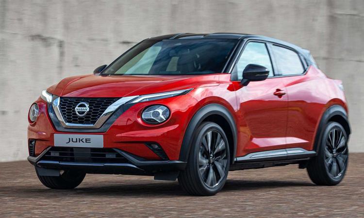 ดีไซน์ Nissan JUKE 2019