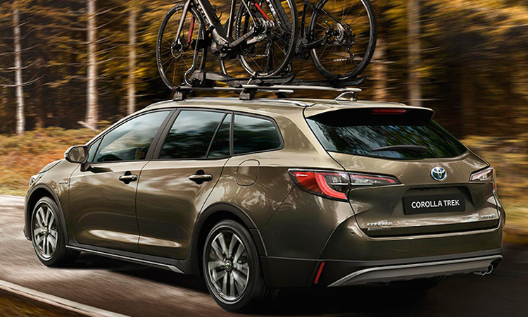 ดีไซน์ All-new Toyota Corolla Altis