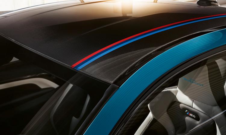 ดีไซน์หลังคา BMW M4 Edition M Heritage