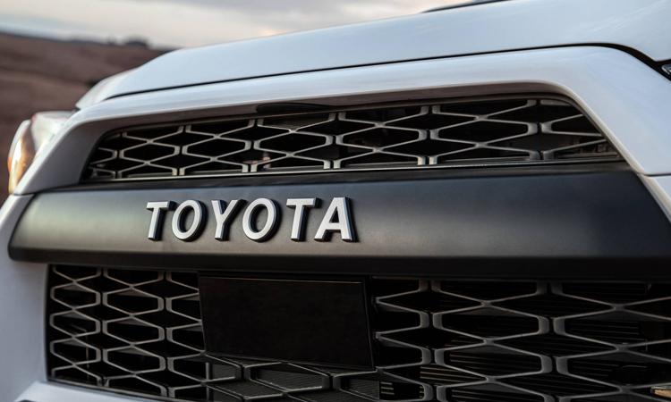 กระจังหน้า Toyota 4Runner 2020