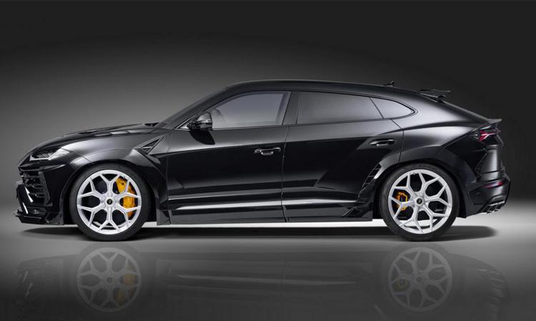 ดีไซน์ Lamborghini Urus