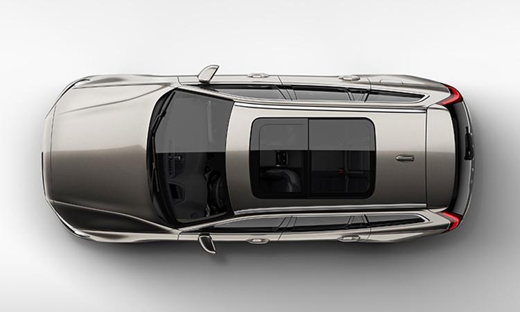 หลังคาวันลูป All NEW Volvo V60