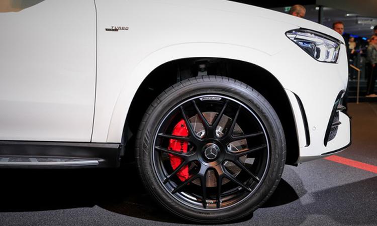 ล้อแม็ก Mercedes Benz AMG GLE 53 Coupe